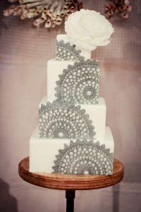 I Love Lace Cakes!