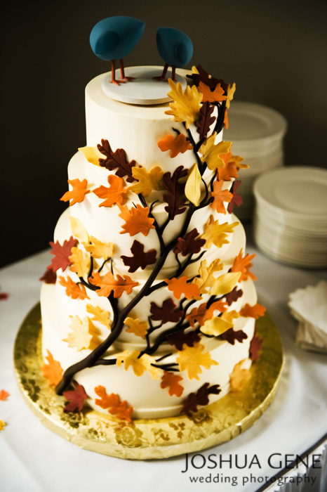 Vibrant Color Filled Fall Foliage Wedding Inspiration | Storyboard