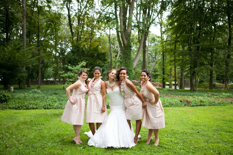A Sophisticated Wedding at An Old World French Chateau, Wainwright House