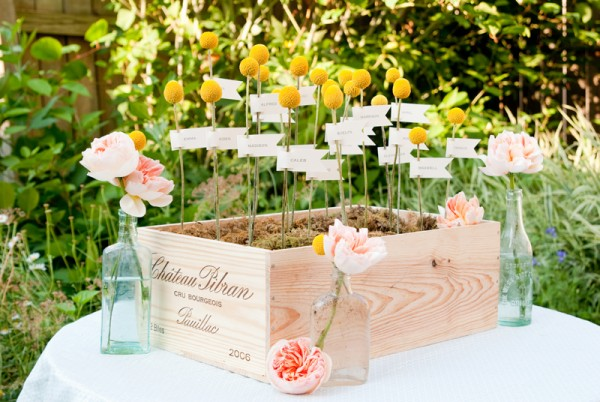 Elizabeth Anne Designs DIY Billy Ball Escort Card Box