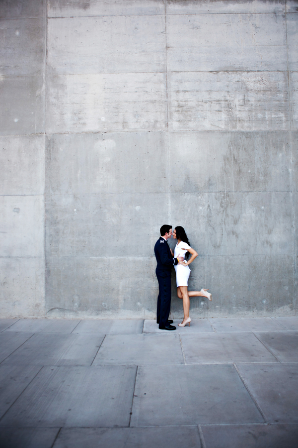 A Model Affair, Military Style Down Home & Genuine Engagement Photos