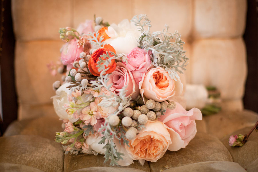 A Perfectly Styled Bridal Inspiration Shoot Filled With Garden Roses And Romance