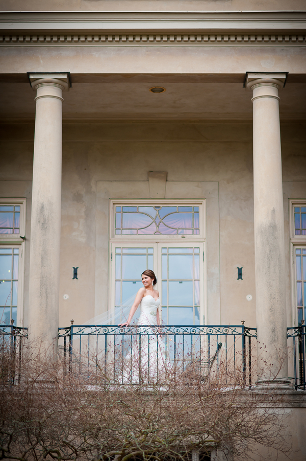 Bridal Portrait Series: Louisiana Classic Elegance With A Side of Spice