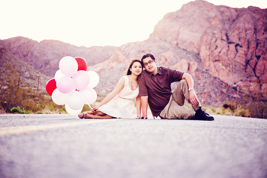 An El Dorado Mine & Ghost Town Engagement Shoot Bountiful With Love