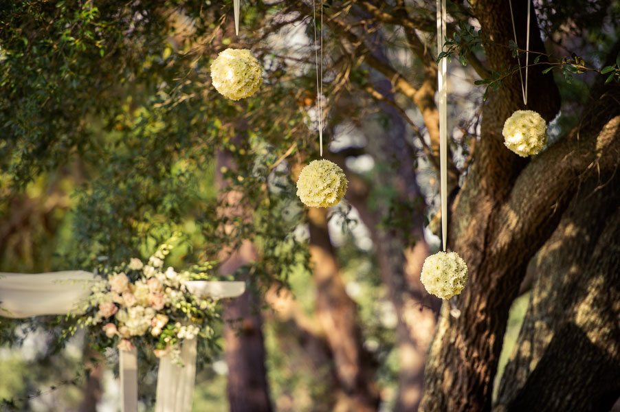 A Modern Vintage Feel To This Sweet Southern Private Residence Jame's Island Wedding
