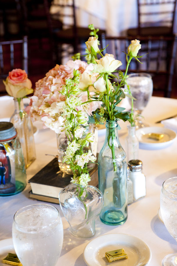 Sweet Southern Maritime Wedding Complete With Brooch Bouquet, Trolley Ride, & Family Love | Photograph by Tonya Beaver Photography