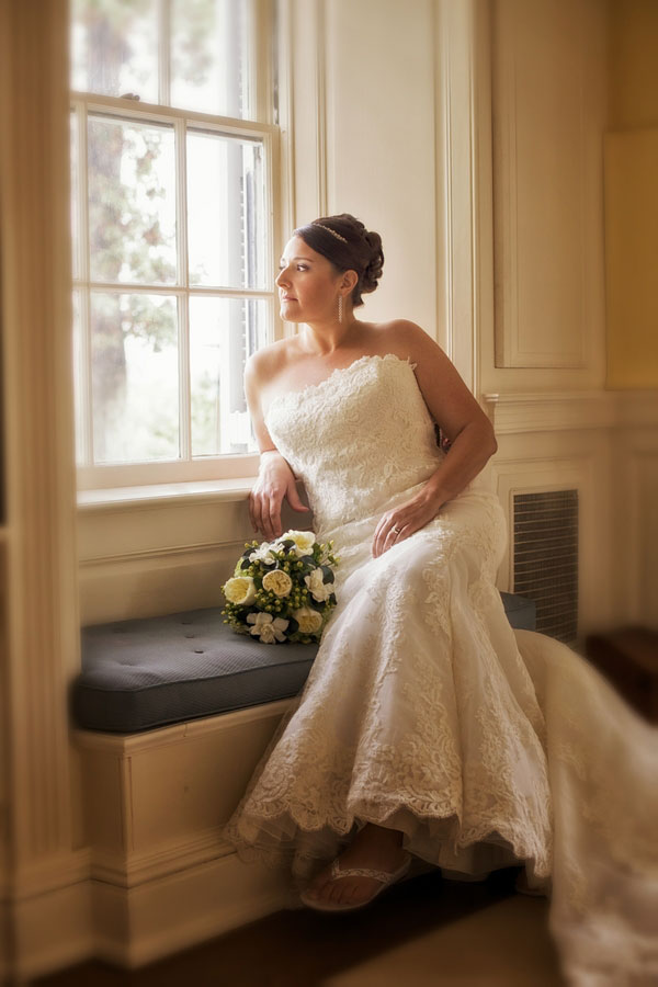 Styled Bridal Portrait & Floral Inspiration Shoot: Modern Luxury With Vintage Touches