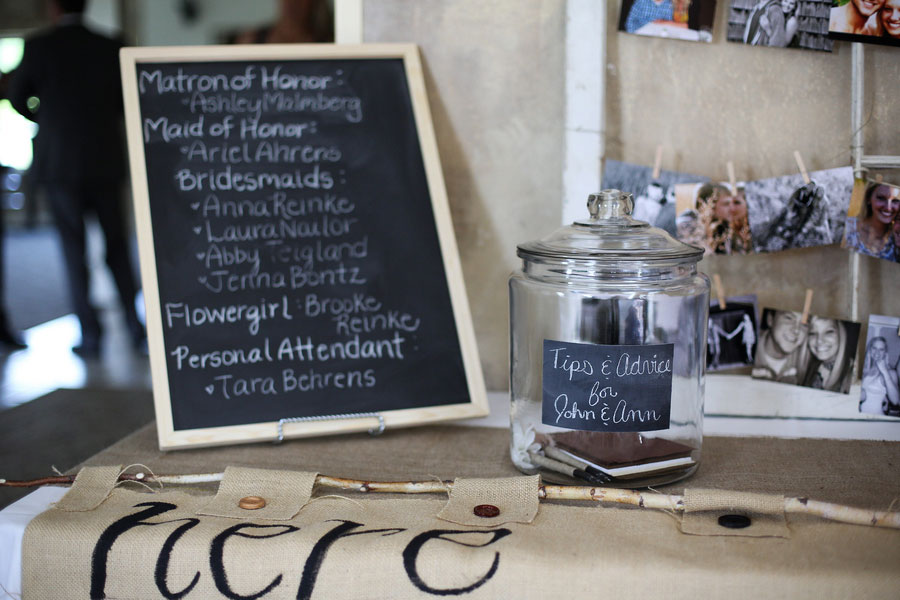 A DIY'ers Delight!  Rustic Take On A Vintage Feel Winery Wedding