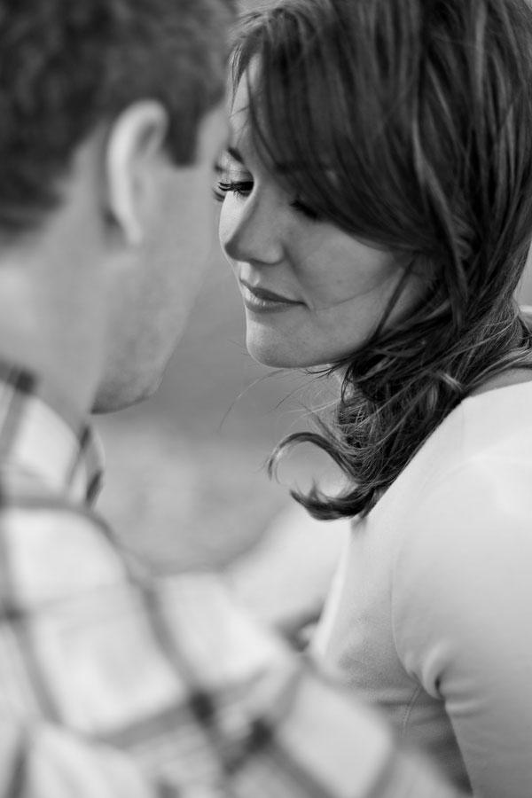 Jenna Orr Brian Wainer Engagement Photos Studio Moirae Photography