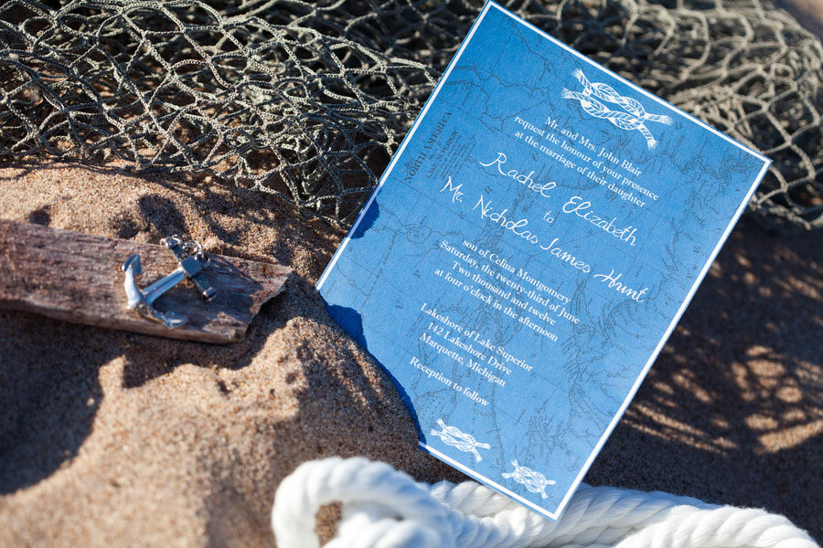 Lake Michigan Inspired Styled Shoot Wren Photography
