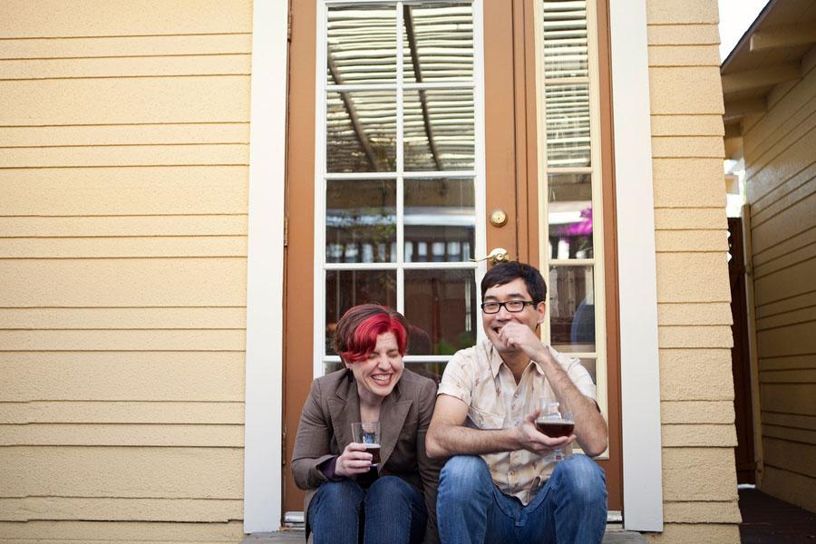 Lisa Starace Kim Sparrow Engagement Photos heidi-o-photo