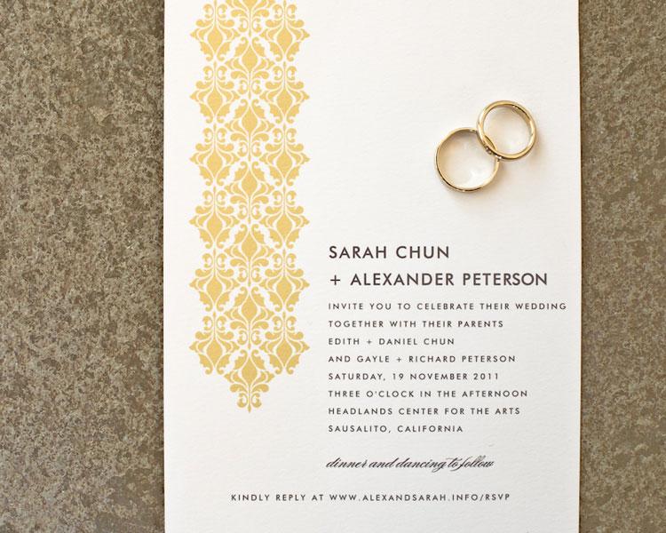 Sarah Chun Alex Peterson Wedding Lydia Chen Fotography