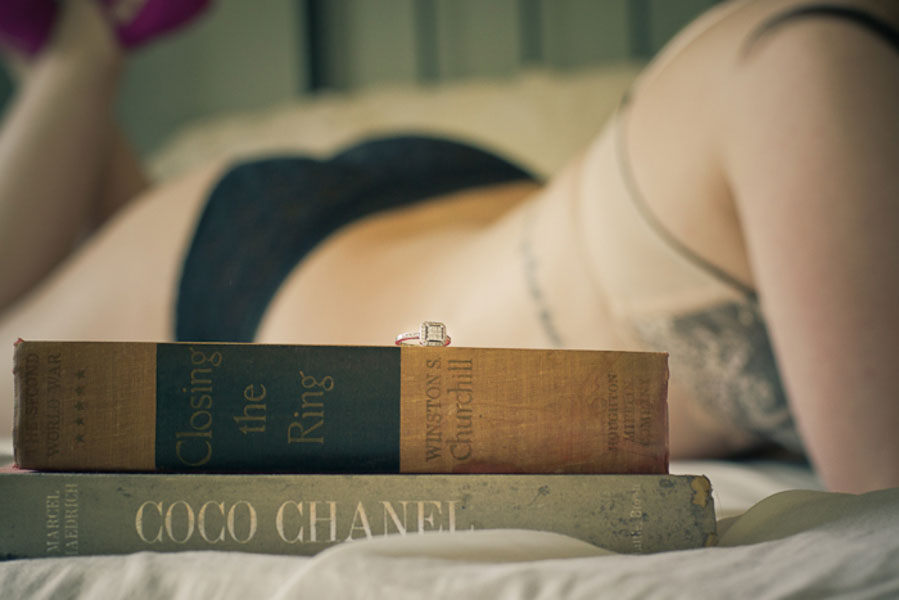 Summer Country Days Boudoir Shoot by Equinox Photo