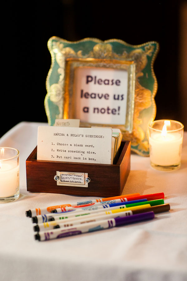 Marisa Rothstein & Nolan Robinson Bookstore Wedding Sarah Tew Photography