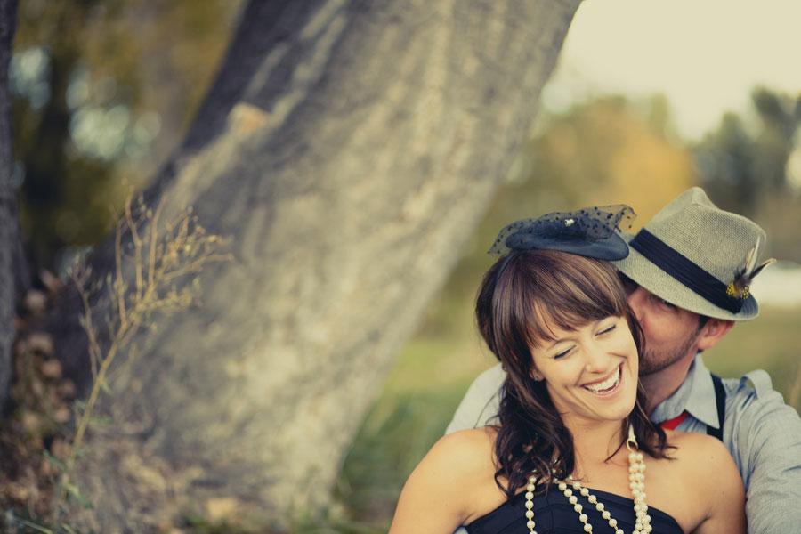 Pamela Lerfald & Nick Davis Engagement Photos Harper Point Photography