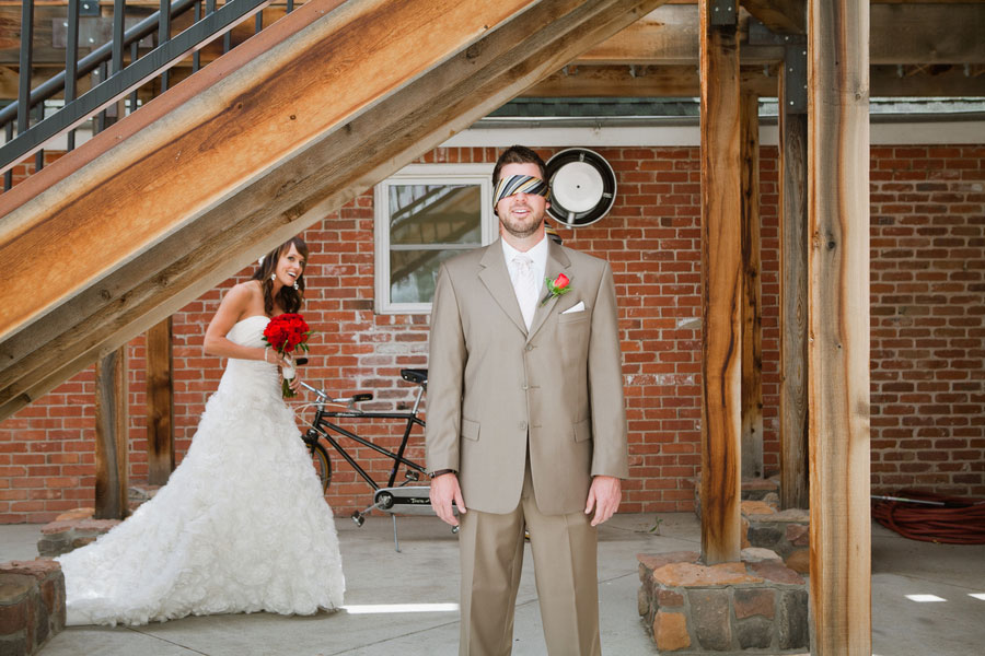 An Upscale Take On Beers Bikes In A Slightly Corky Fort Collins Colorado Wedding