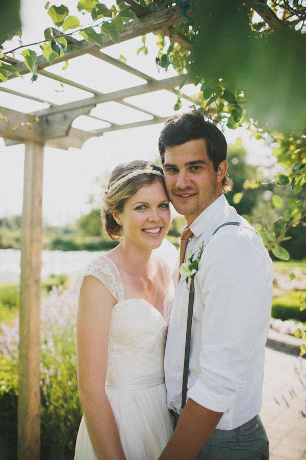 Alison & Tyler Kirkland House Wedding Andrea Ball Photography