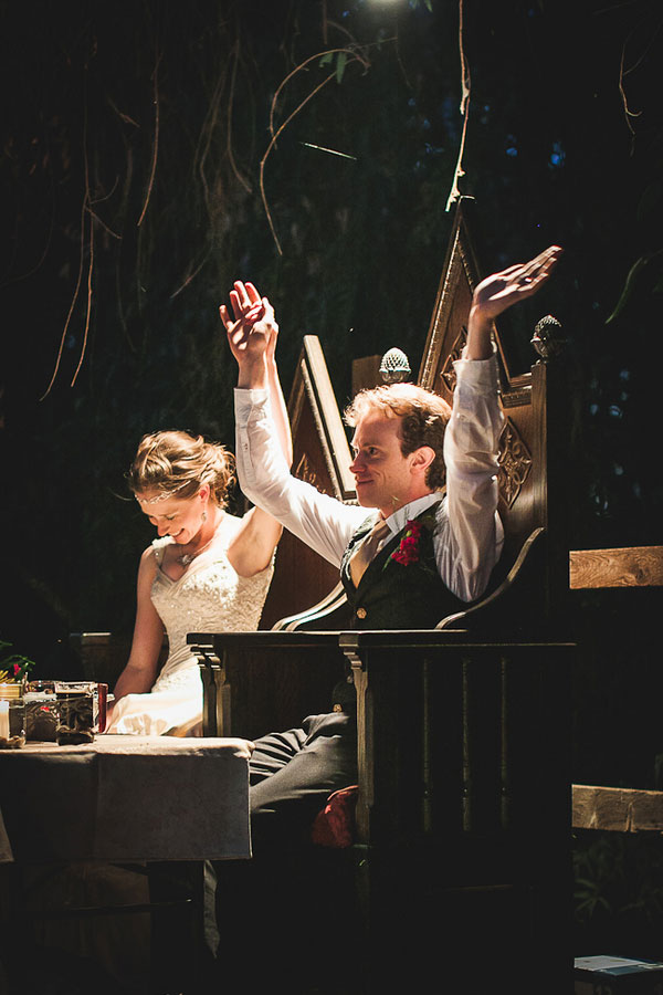 Brandi & Kevin Medieval Juggling Wedidng by Still Music