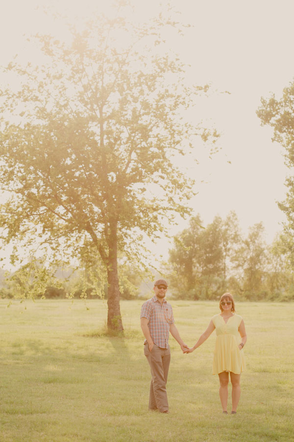 Brooke & Chris Outdoorsmen Vibed Engagement Shoot Joie du Jour Photography