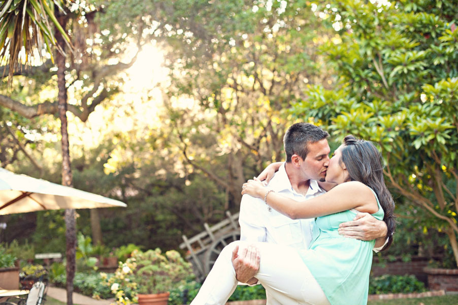 Erika & Tyson California Flavored Engagement Session Melvin Gilbert Photography