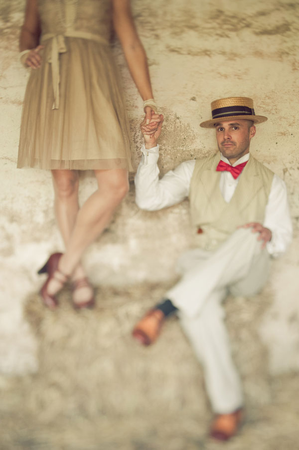 Jessica & Clint Prohibition Era Styled Shoot Tyler Boye Photography