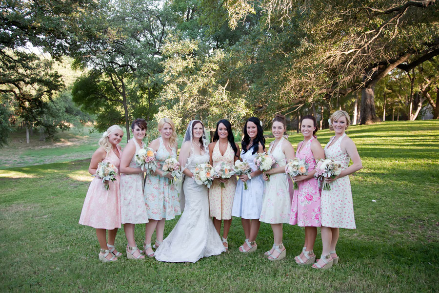 Melanie & Matt Country DIY Southern Wedding Maria Leinen Photography
