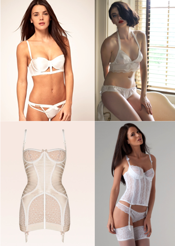 Bridal Lingerie for the 30 Somethings