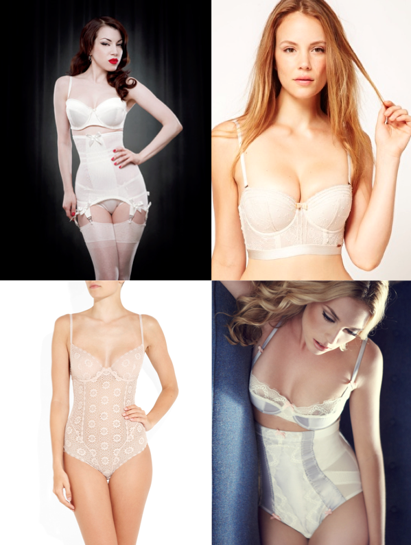 Bridal Lingerie for the 40 somethings