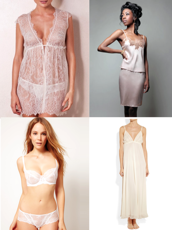 {SBW GB:Lingerie Lesbian} LL Hello & Bridal Lingerie For Every Age {20's, 30's, 40's, 50's}