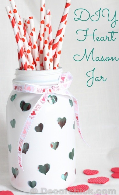 10 Last Minute Valentine's Day Infused DIY's That Will Help You Make Today Special