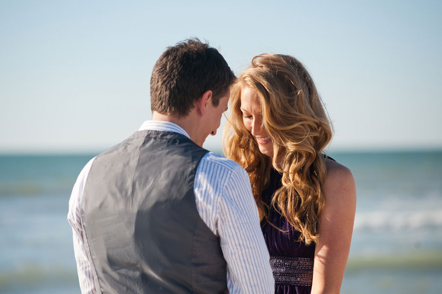Kelsie and Christopher Surprise Seaside Proposal and Engagement Session Karen Harrison Photography (12)