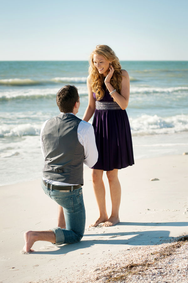 Kelsie and Christopher Surprise Seaside Proposal and Engagement Session Karen Harrison Photography (13)