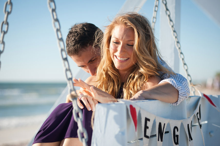 Kelsie and Christopher Surprise Seaside Proposal and Engagement Session Karen Harrison Photography (26)