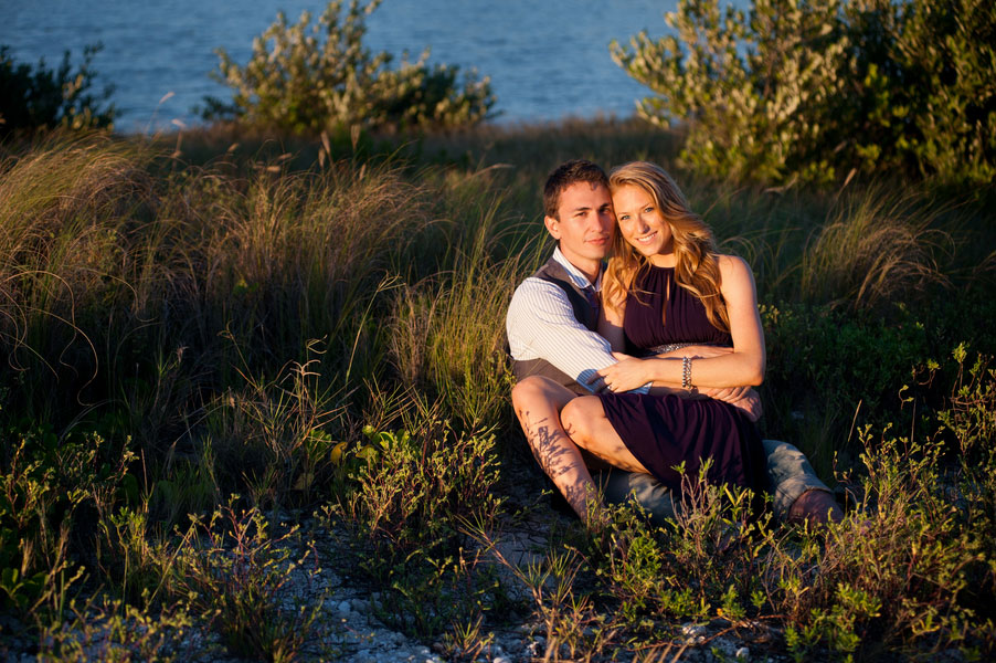 Kelsie and Christopher Surprise Seaside Proposal and Engagement Session Karen Harrison Photography (29)
