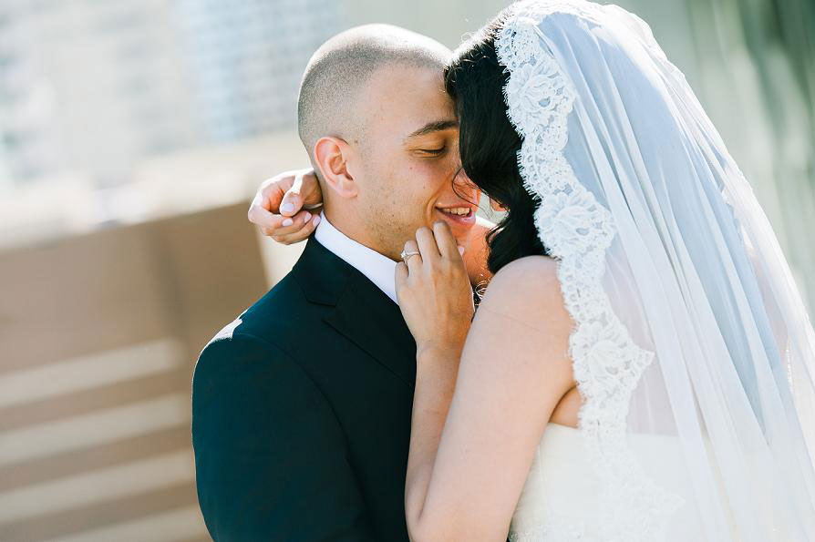 Stunning Persian Meets Egyptian DIY Wedding | Photograph by Klyment Tan & Dong Kim