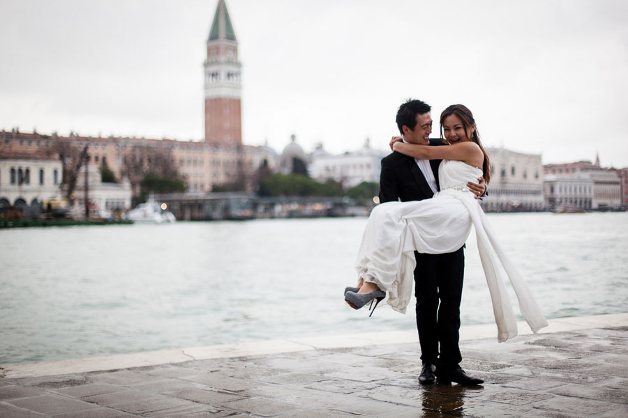 Ester & Edward Luca Faz Photographer in Venice 1
