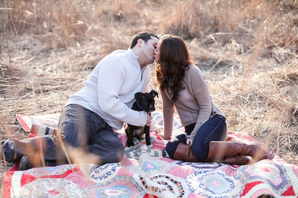 Stefanie_Alan_Puppy_Z_Winter_Wooded_Engagement_Photos_Blue_Mason_Photography_1