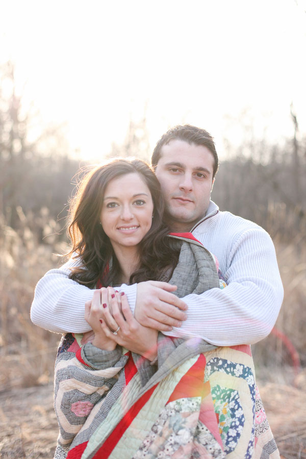 Stefanie_Alan_Puppy_Z_Winter_Wooded_Engagement_Photos_Blue_Mason_Photography_13