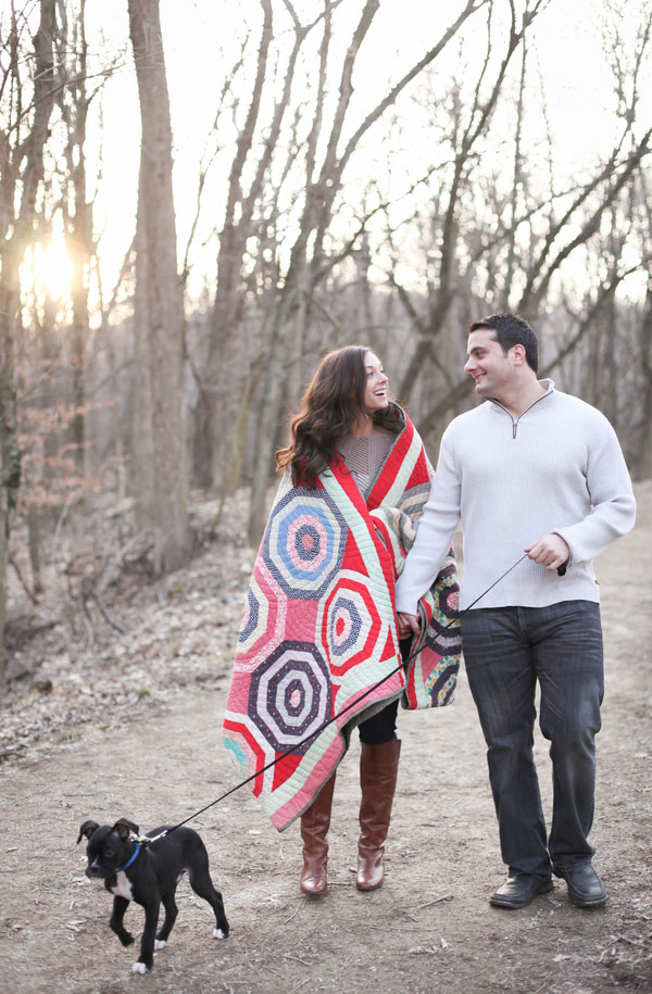 Stefanie_Alan_Puppy_Z_Winter_Wooded_Engagement_Photos_Blue_Mason_Photography_21