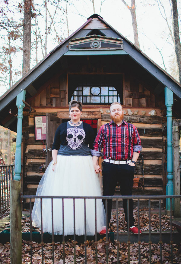 Rustic Outdoor Offbeat Engagement Session The Last Unicorn Chapel Hill North Carolina Blest Photography (18)