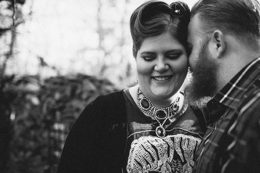Rustic Outdoor Offbeat Engagement Session The Last Unicorn Chapel Hill North Carolina Blest Photography (21)