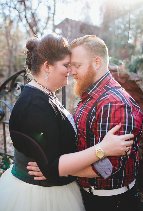 Rustic Outdoor Offbeat Engagement Session The Last Unicorn Chapel Hill North Carolina Blest Photography (3)