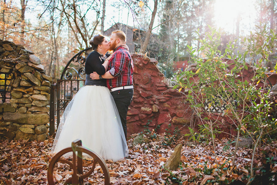 Rustic Outdoor Offbeat Engagement Session The Last Unicorn Chapel Hill North Carolina Blest Photography (42)
