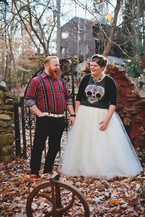 Rustic Outdoor Offbeat Engagement Session The Last Unicorn Chapel Hill North Carolina Blest Photography (47)