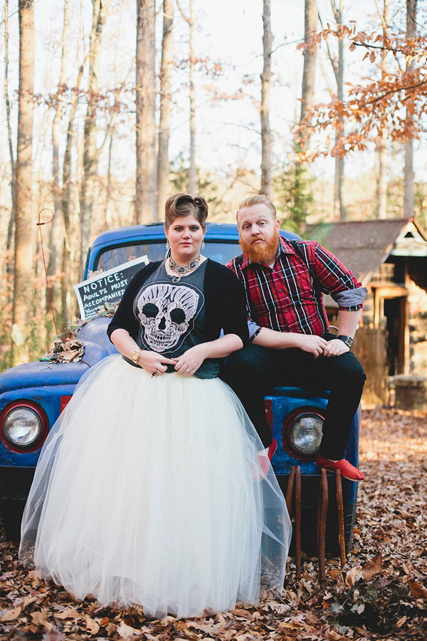 Rustic Outdoor Offbeat Engagement Session The Last Unicorn Chapel Hill North Carolina Blest Photography (53)