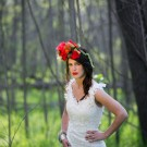 The_Yellow_Peony_Bridal_Hair_Pieces_Pond_Photography_26-lv