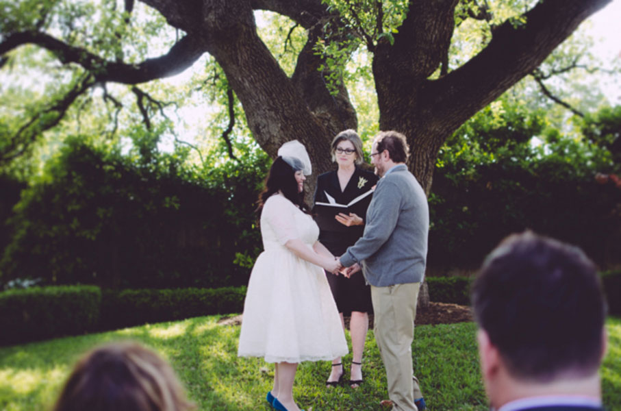Offbeat Intimate Wedding Hotel Saint Cecilia Austin Texas Suzuran Photography (27)