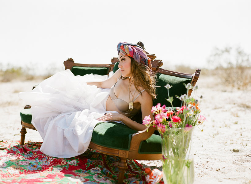 Outdoor Palm Springs Desert Gypsy Boudoir Randi Marie Photography (12)