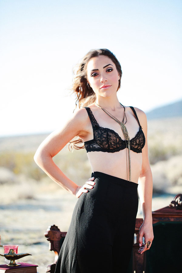 Outdoor Palm Springs Desert Gypsy Boudoir Randi Marie Photography (2)