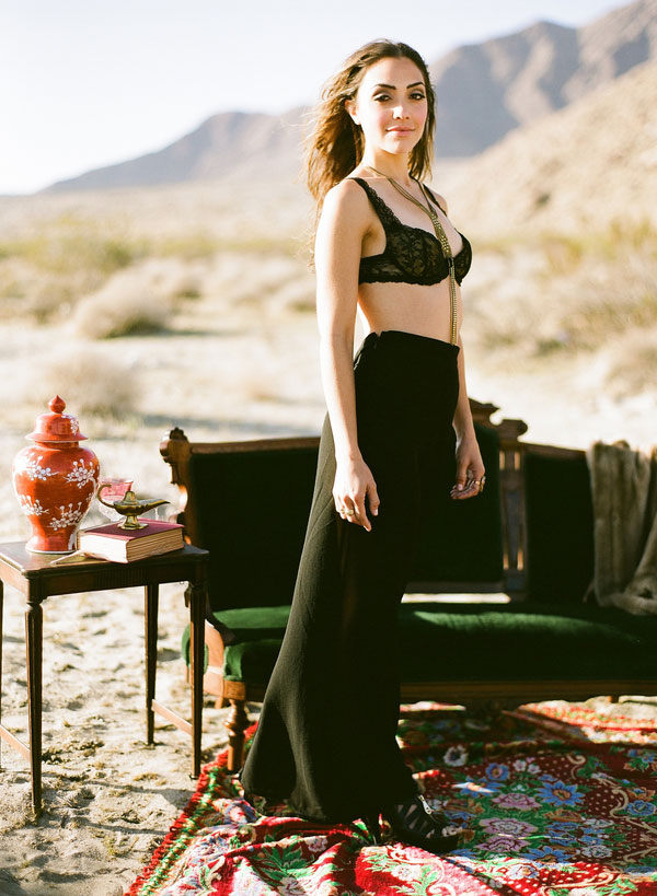 Outdoor Palm Springs Desert Gypsy Boudoir Randi Marie Photography (27)